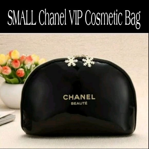c4ff0d63e49a CHANEL Bags | Vip Cosmetic Gift Bag From Counter | Poshmark